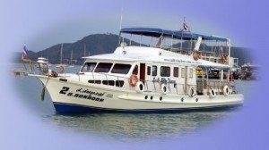 Day Trip Racha Yai Island Boat