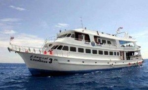 diving liveaboard similan