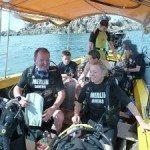 Cours de plongée PADI pour plongeurs