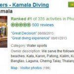 Tripadvisor: Scuba Diving Phuket, Thailand
