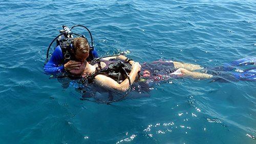 Rescue Diver Course PADI