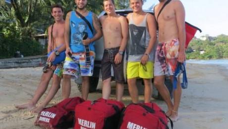 FREE Divemaster Internship