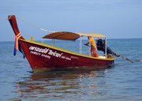 Les croisières et séjours de plongée sont réalisées à partir des bateau locaux et typiquement Thaïlandais du centre de plongée Merlin Divers,