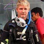 robert klein - Tauchbasis Besitzer Merlin Divers Phuket