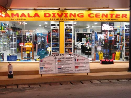 Phuket Dive Operators