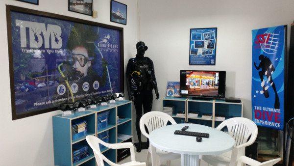 SSI Scuba Diving School In Kamala Phuket
